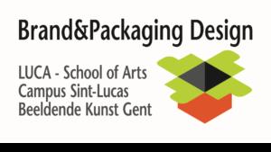 Luca School of Arts – Campus Gent – opleiding Brand&Packaging Design