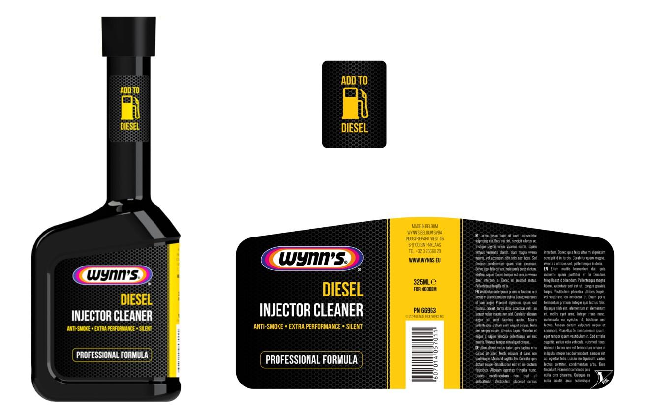 Wynn's | Packaging design