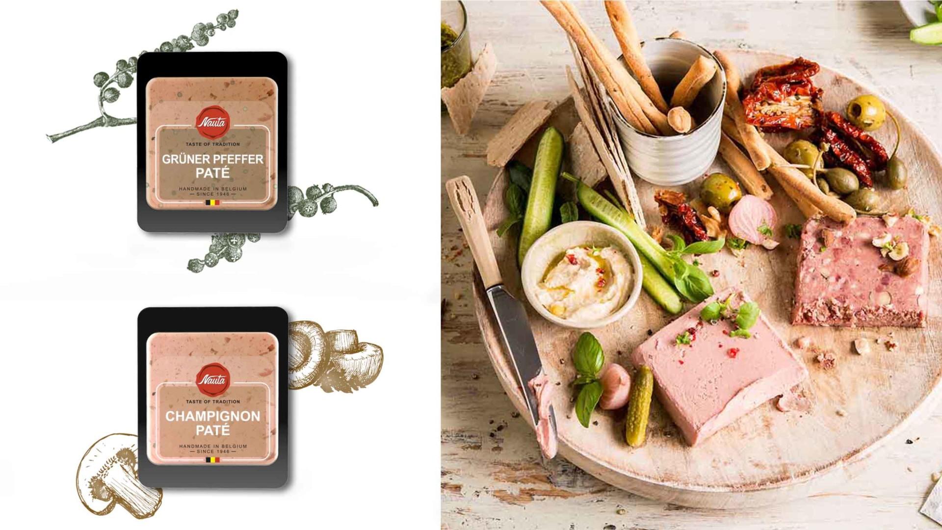 Nauta | Packaging design