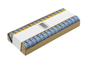 Shelf Ready Packaging bespaart verpakkingsmateriaal