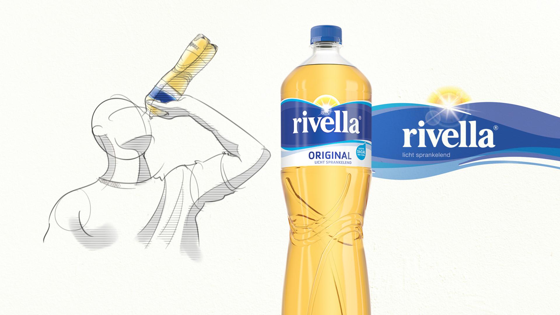 Rivella | Packaging design