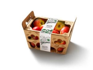 Branding by Banding ™ , hogere pakkans uit het supermarktschap