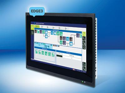 7-inch Multi-Touch panel voor web visualisatie