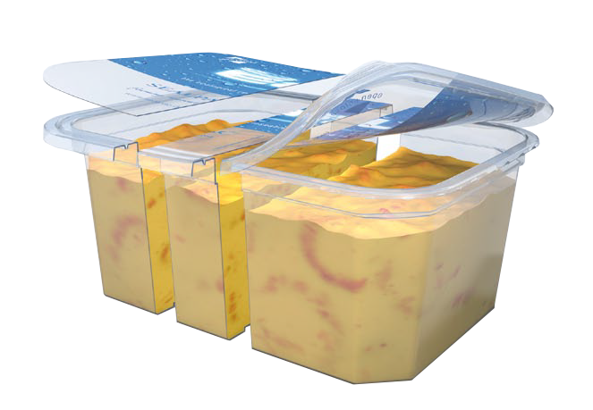 EasyLid® trayseal verpakkingsinnovatie