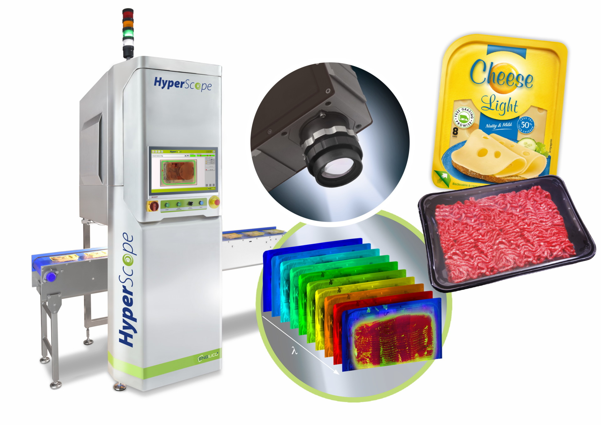 HyperScope – 100% Seal inspection of rigid trays, pots and thermoforms