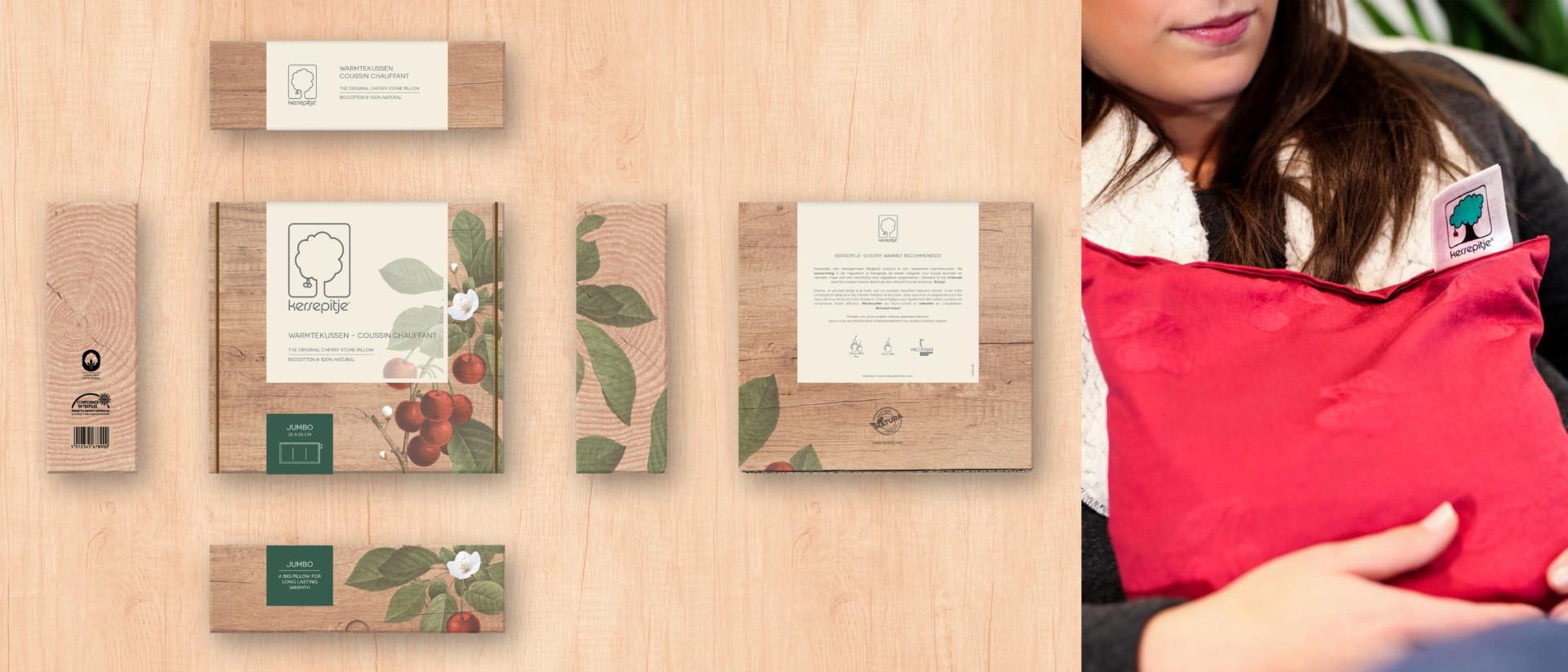 Kersepitje | Packaging design
