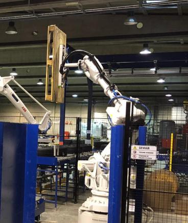 Robot installaties