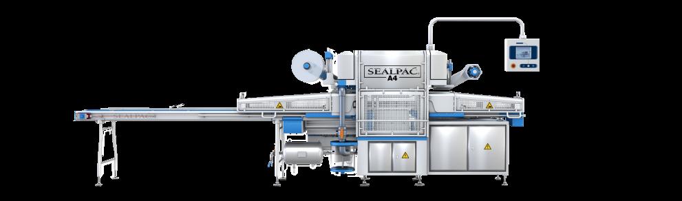 Traysealer SEALPAC A4 | schalensluitmachine