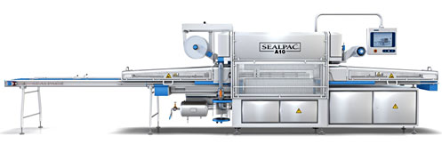 Traysealer Sealpac A10 – Schalensluitmachine