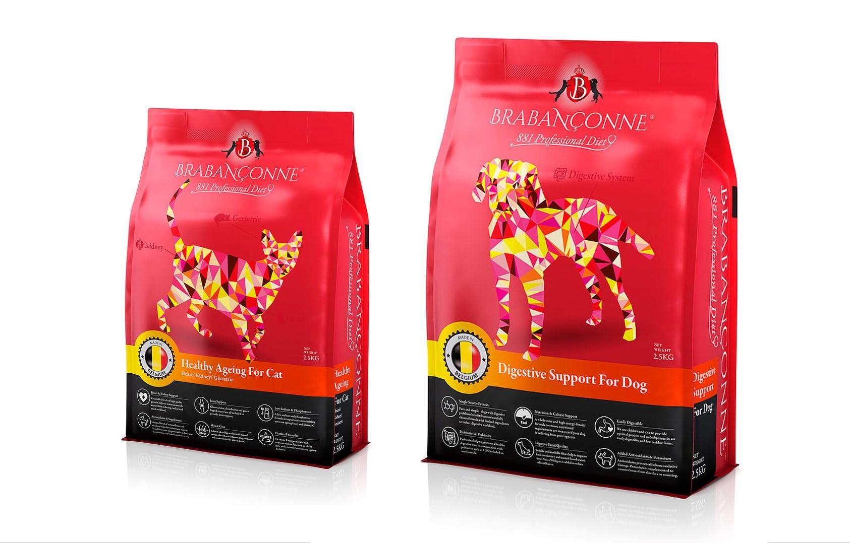 United Petfood | Packaging design
