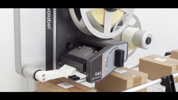 Evolabel: high end automatische etikettering op variabele hoogtes