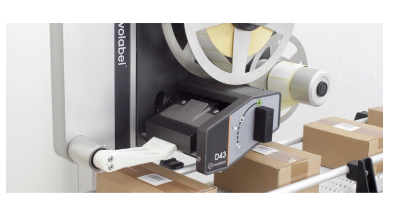 Evolabel: high-end automatic labeling at variable heights