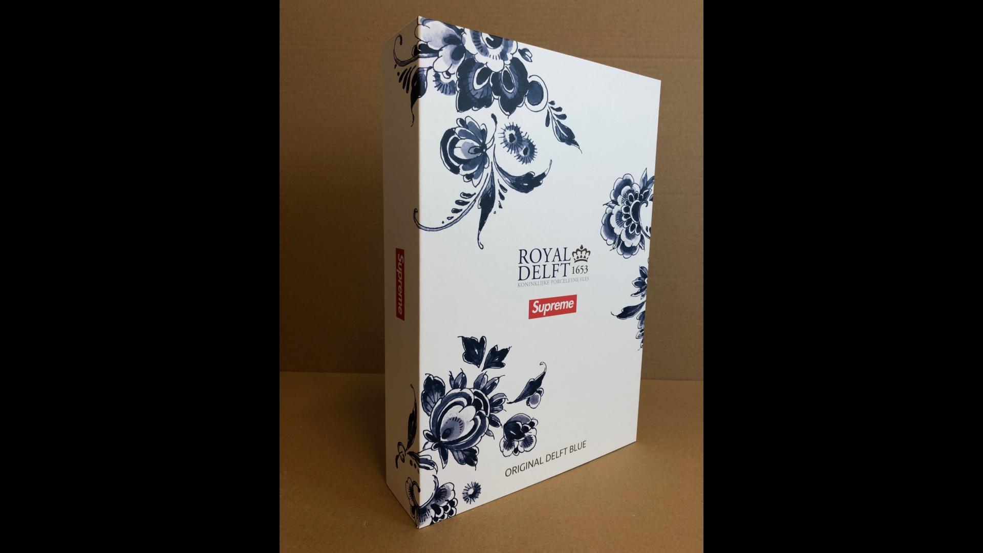 Luxe verpakking voor Royal Delft & Supreme