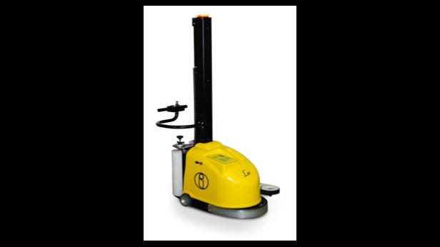 ITALDIBIPACK LEO robot palletwikkelaar