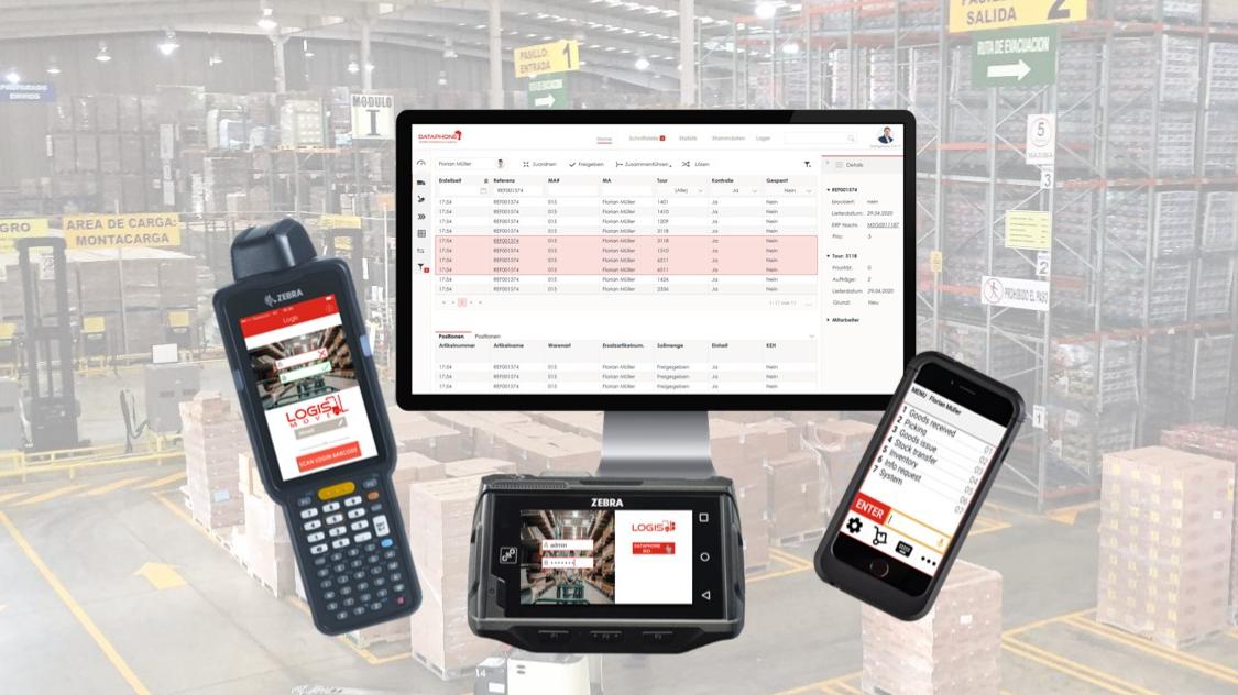 LOGIS MOVE Warehouse Management System