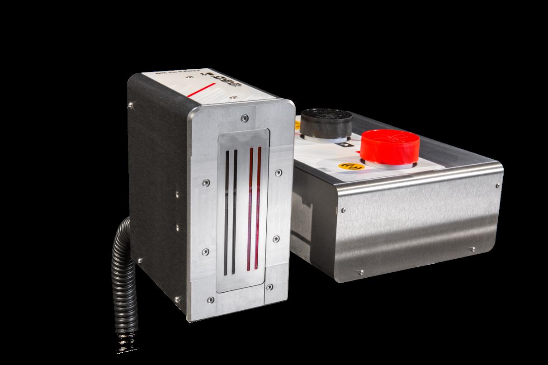 Inkjet printer Markoprint: integra PP 108 / integra PP 108 bicolor