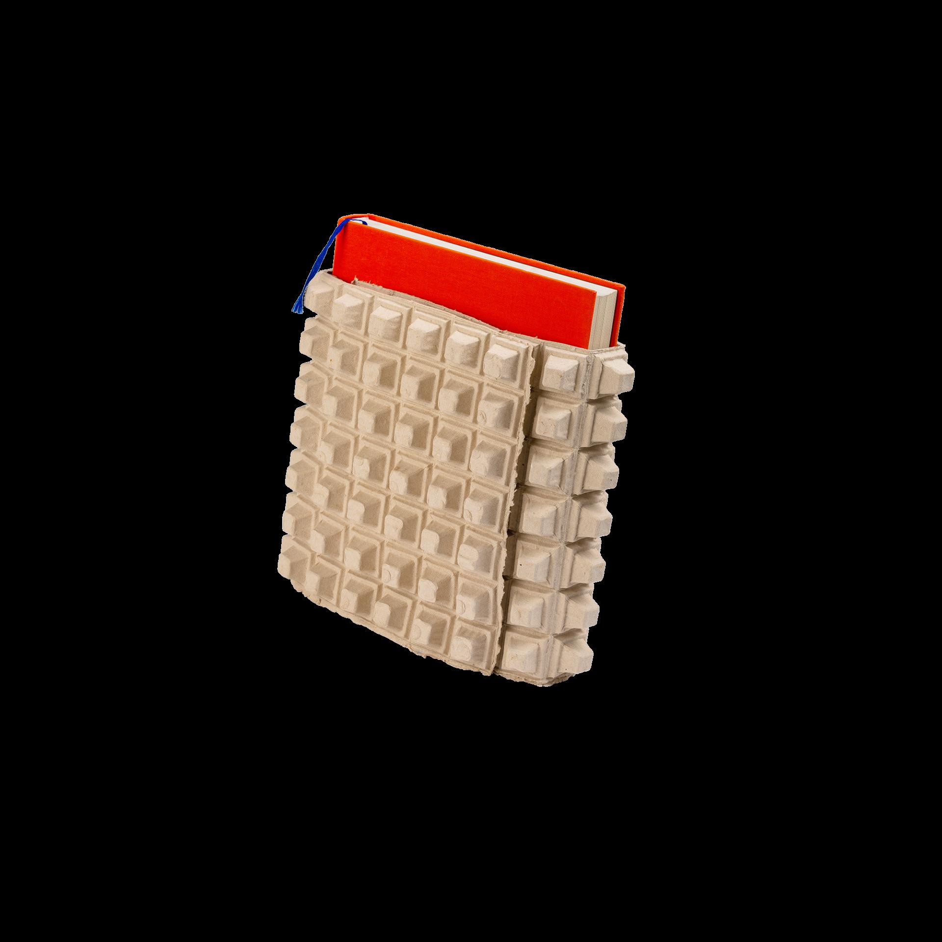 Pulp-Tec Noppenmappe Verpackung