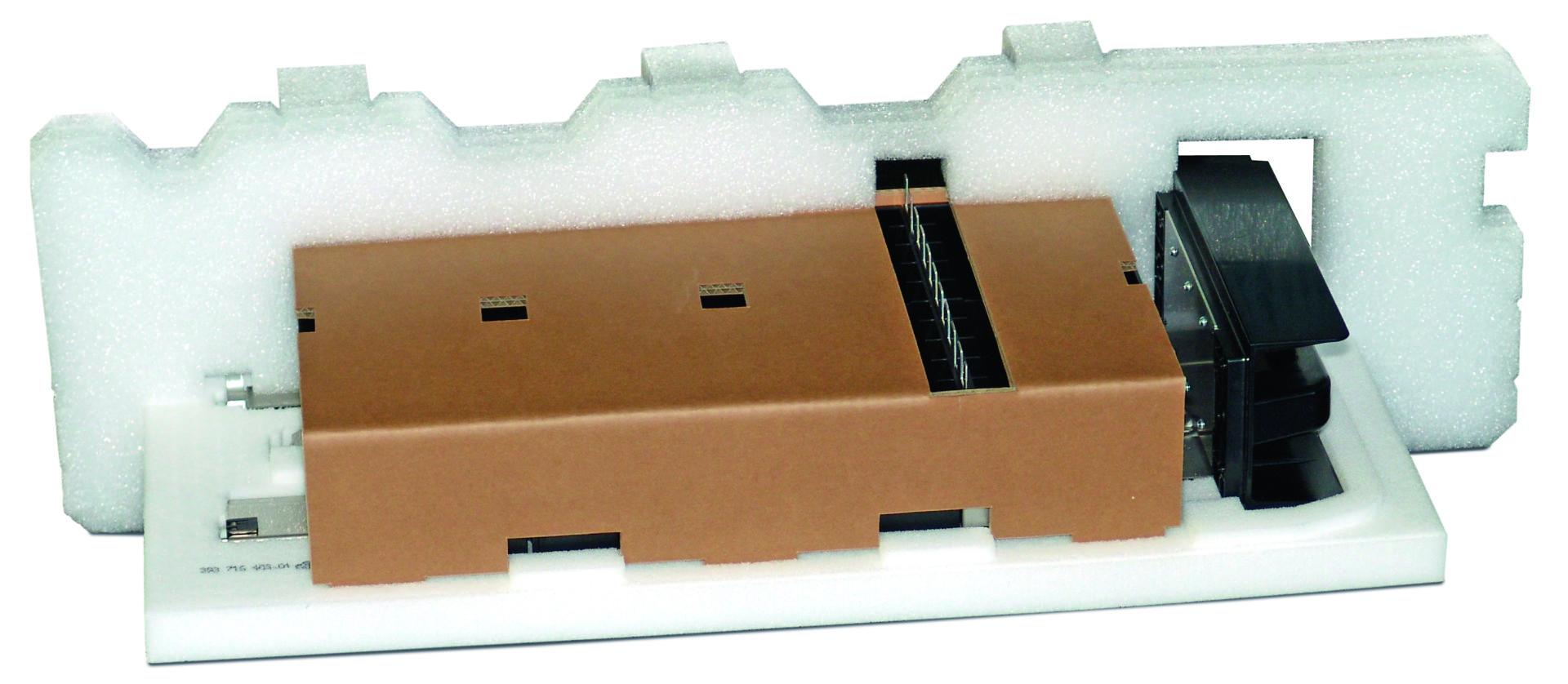 Beispiel einer PE Schaumverpackungslösung
