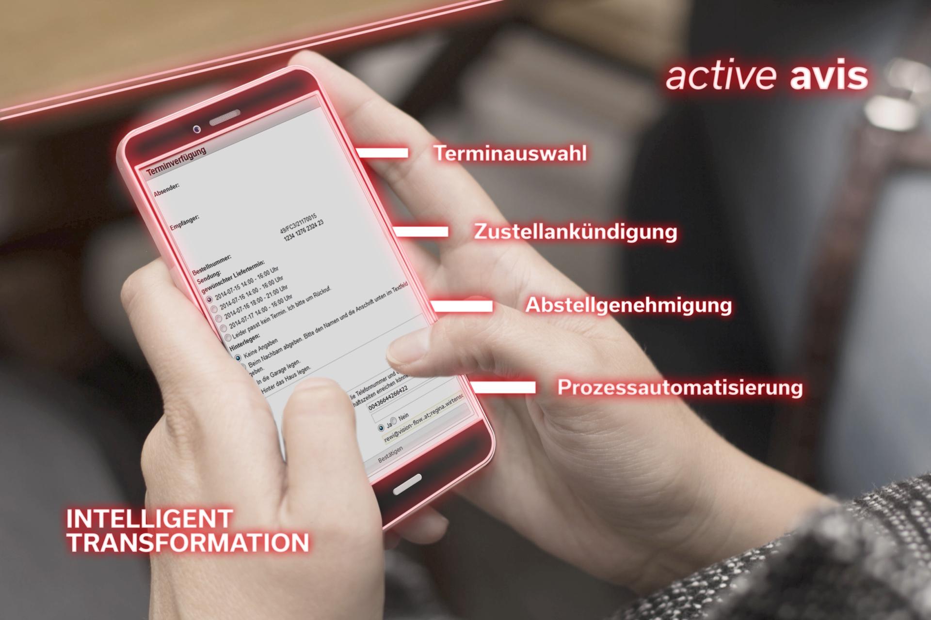 Neuheit bei active avis – KI-Chatbot avisiert Sendungen