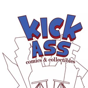 Kick ass comics and collectables
