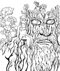 Faeries and Ents