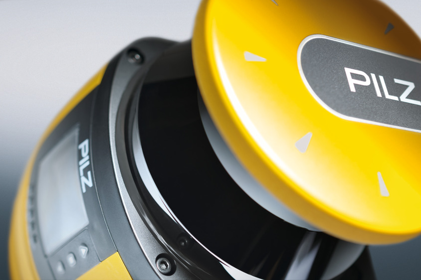 New versions of the safety laser scanner PSENscan – for productive area monitoring