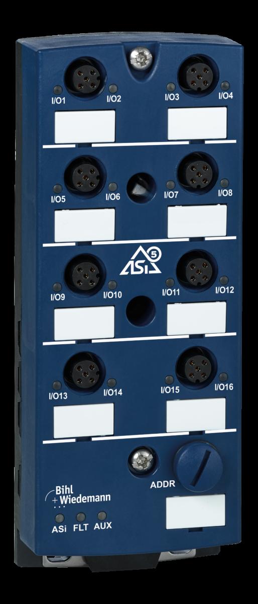 ASi-5 Selbstkonfigurierendes E/A Modul
