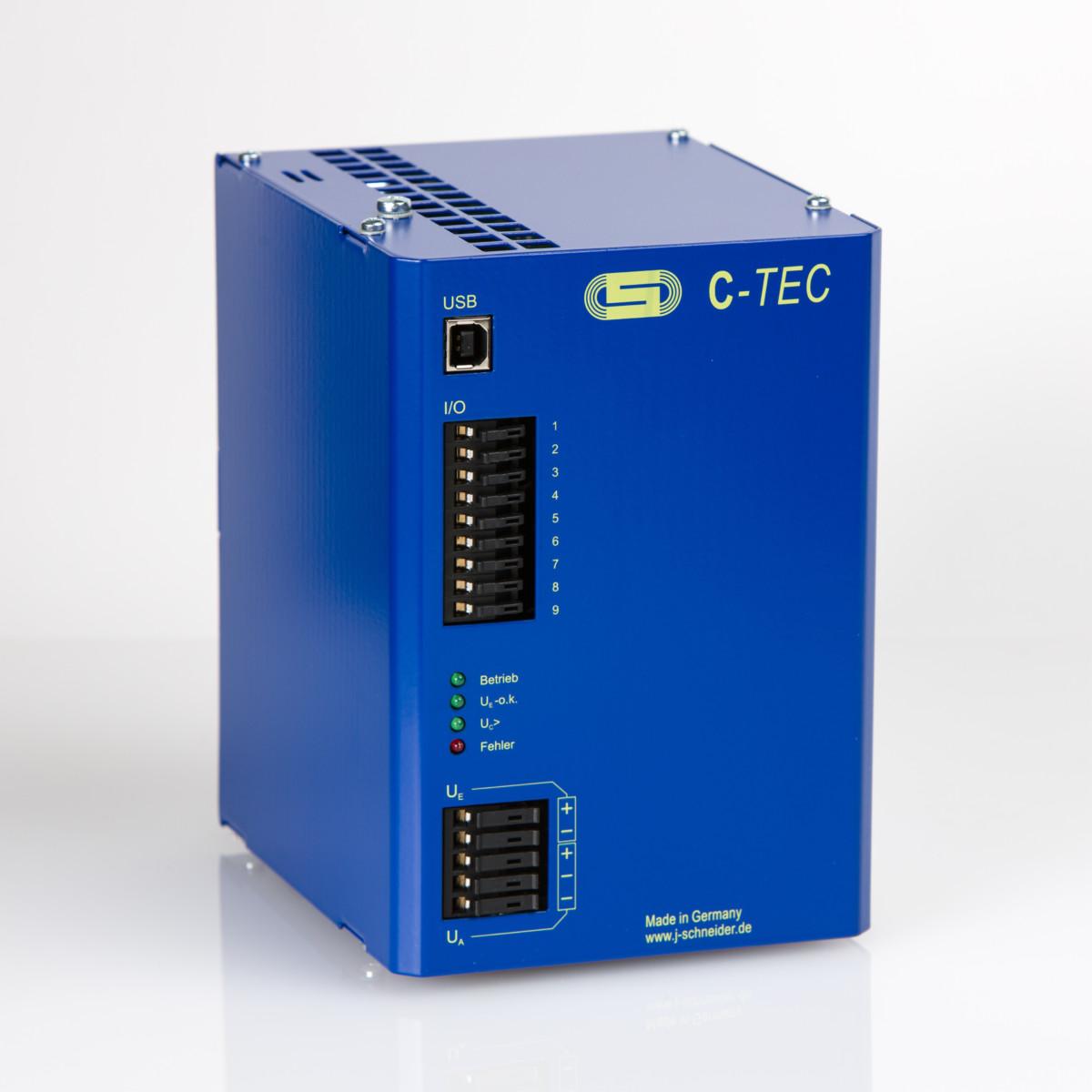 DC USV mit Ultrakondensatoren