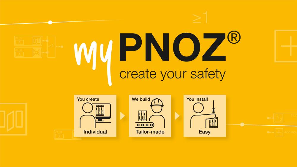 Warum ist das modulare Sicherheitsrelais myPNOZ ideal für Ihre Anlage?