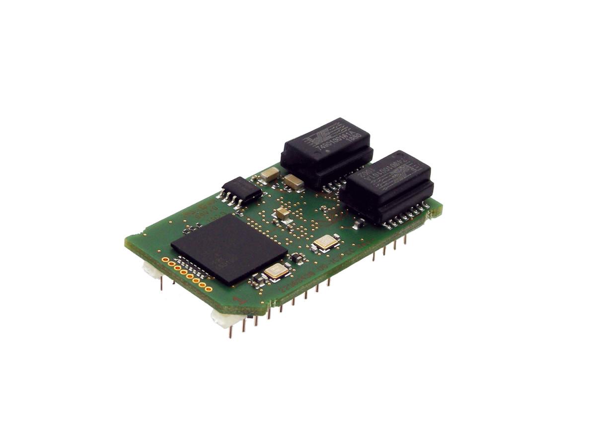ARM-basierendes Embedded Modul UNIGATE IC2 für schnelle Kommunikation