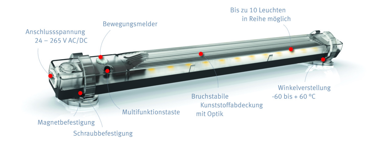 LED-LEUCHTEN LEX- 350