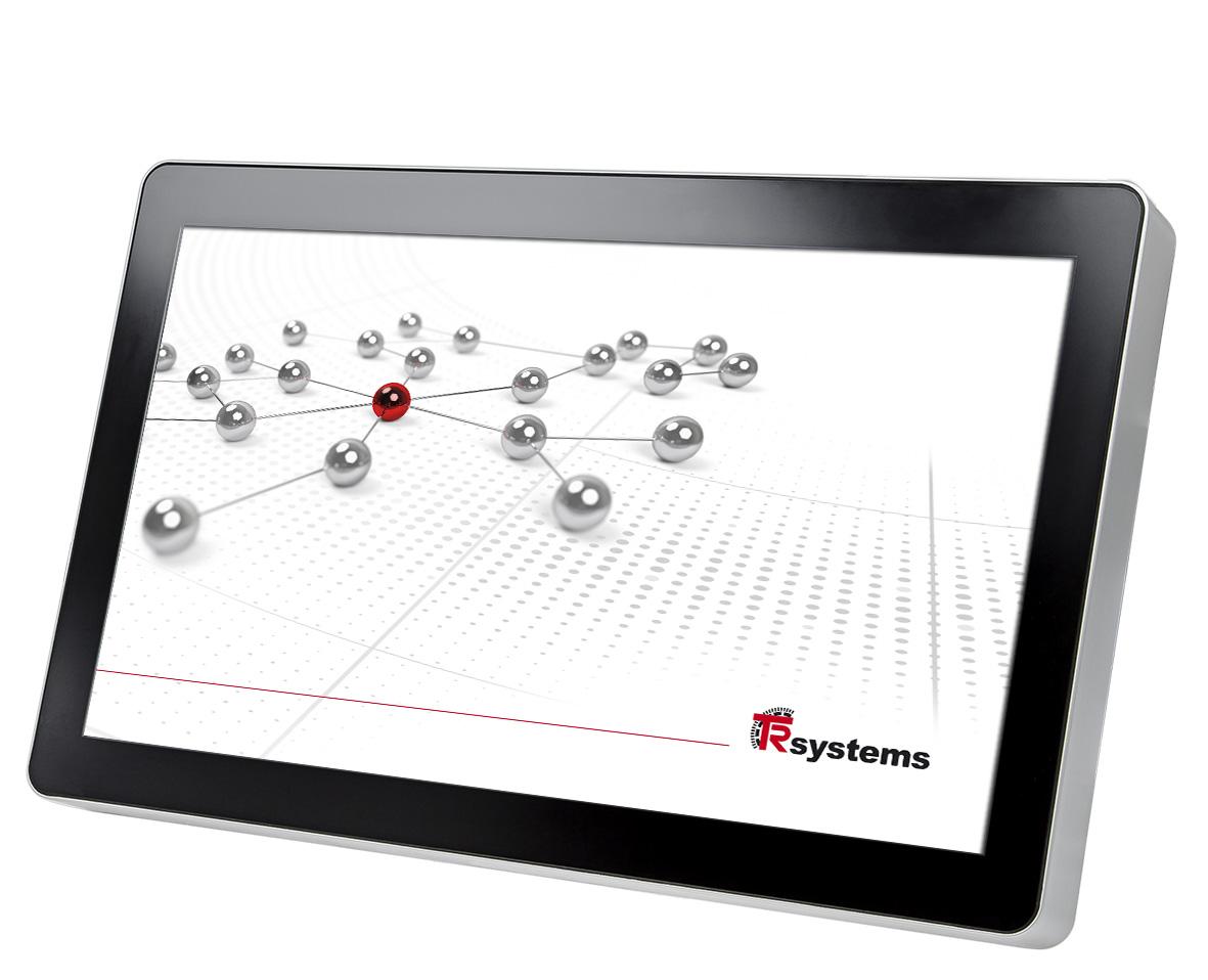 Systemneutrales Bedienkonzept für Maschinen und industrielle Anlagen.