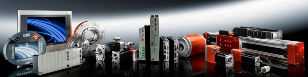 Elektrische Antriebstechnik für Motion Control Maschinen