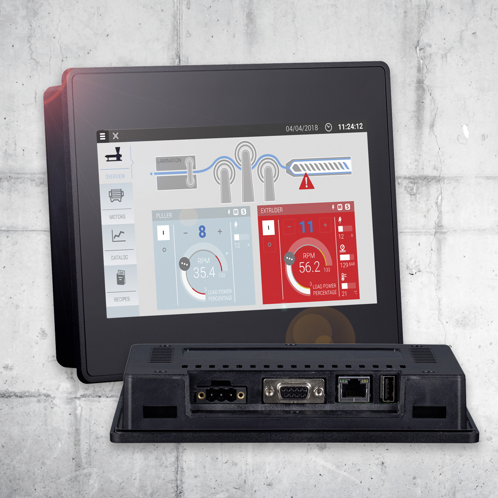 KN Controls 400 Basic: leistungsstarkes HMI für den Einstieg in Indutrie 4.0