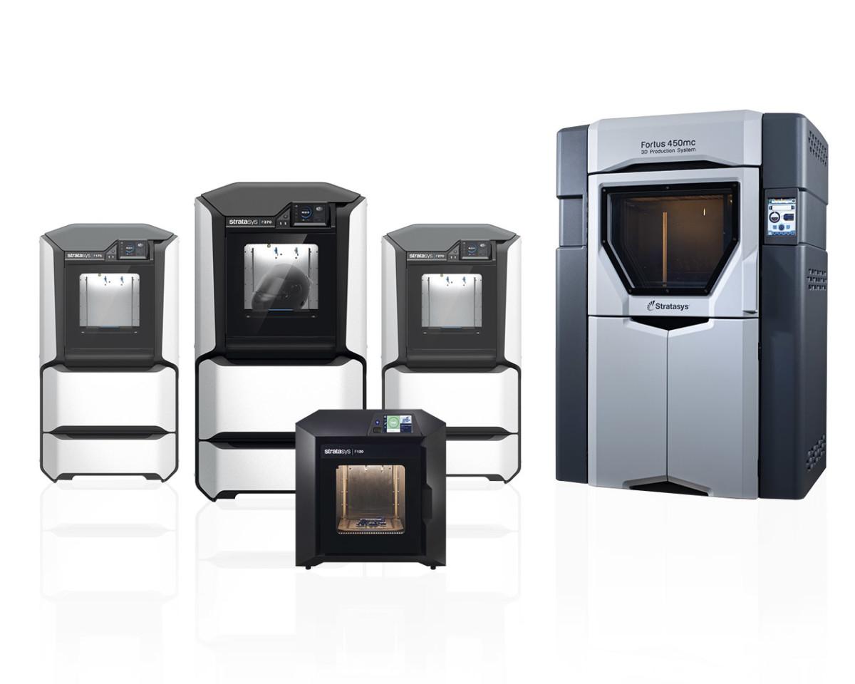 Stratasys und MakerBot 3D Drucker im FDM-Verfahren