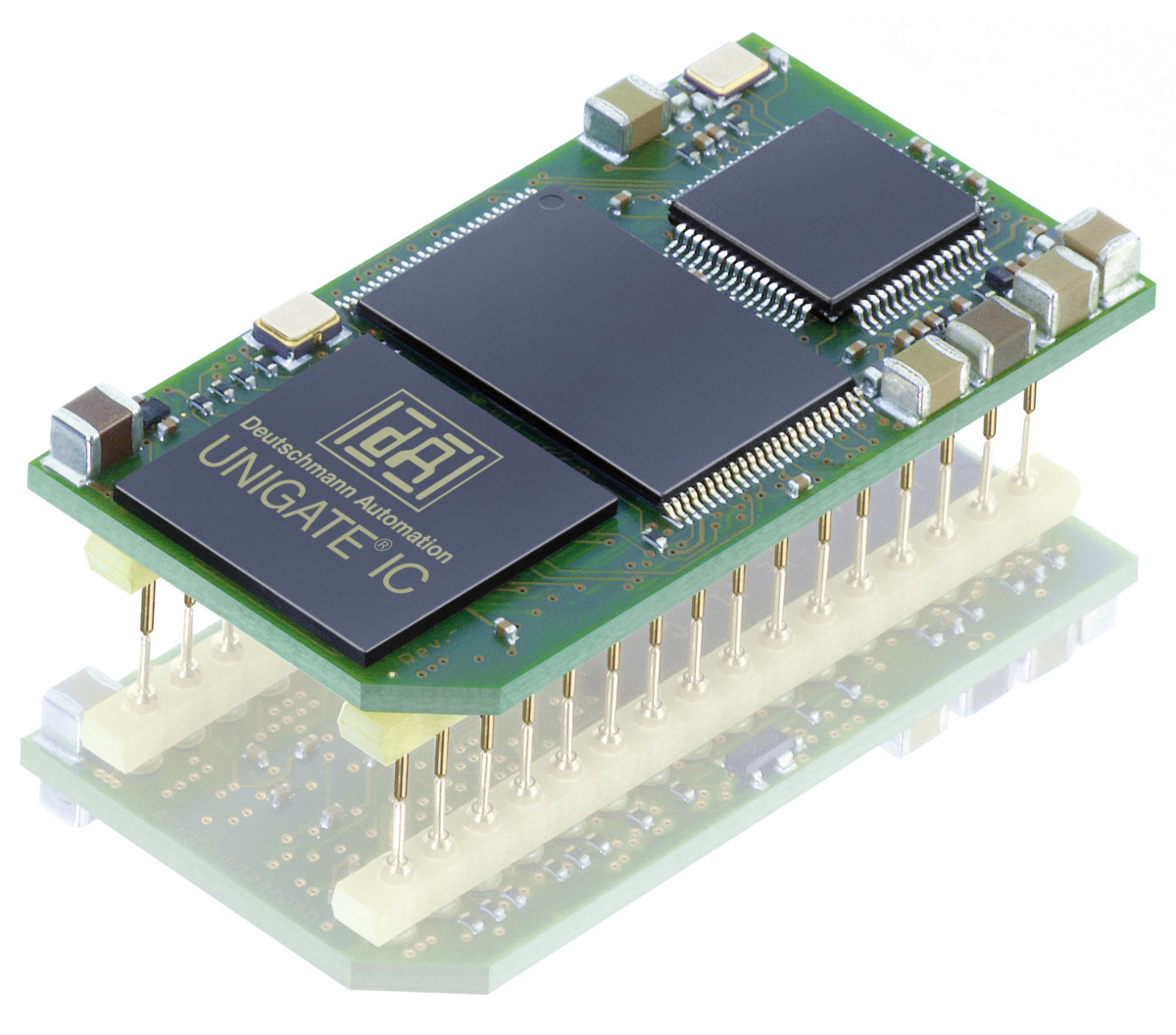 Embedded Lösung UNIGATE IC – All-In-One Busknoten