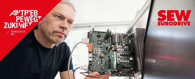 Automatisierungsingenieur Service Elektronik (w/m/d)