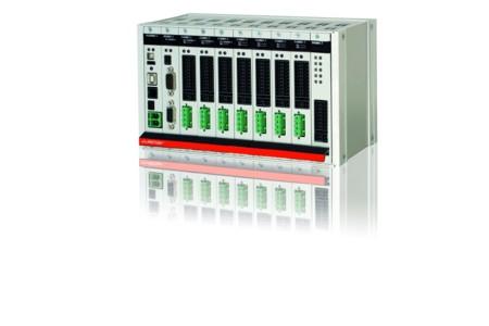 phyMOTION, frei programmierbarer Motion Controller (PMC) für Mehr-Achs-Schrittmotoranwendungen