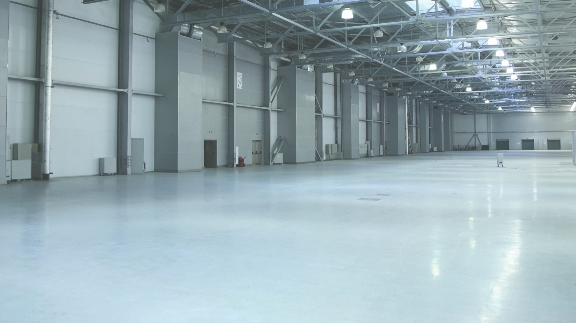 Vloerverven voor industriële toepassingen