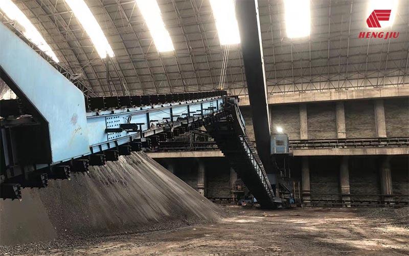 Kettentechnik für die Applikationen in der Schüttgutindustrie