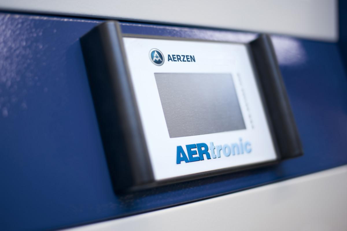 AERZEN Webview. Informationstransparenz 4.0! Systemoptimierung durch Prozess Monitoring.