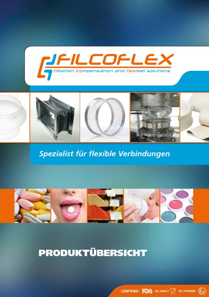 Filcoflex Produktübersicht