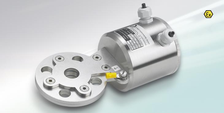 DYNAguard K – Durchflusswächter für kleine Rohrleitungsquerschnitte