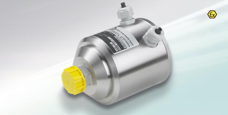 DYNAguard V – Durchflusswächter für große Rohrleitungsquerschnitte und besondere Anwendungen