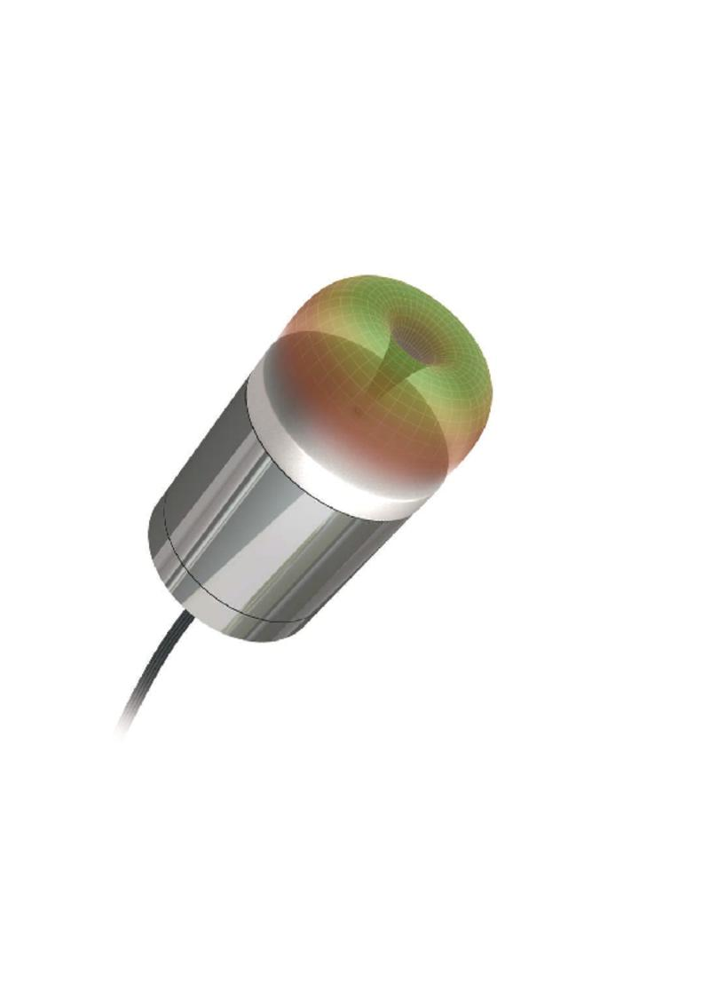 Mikrowellen-Feuchtemesssensoren
