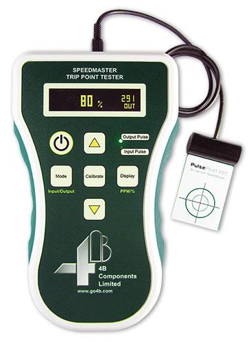 4B SpeedMaster™- Test-und Kalibrierungstool für Schlupf- und Drehzahlsensoren
