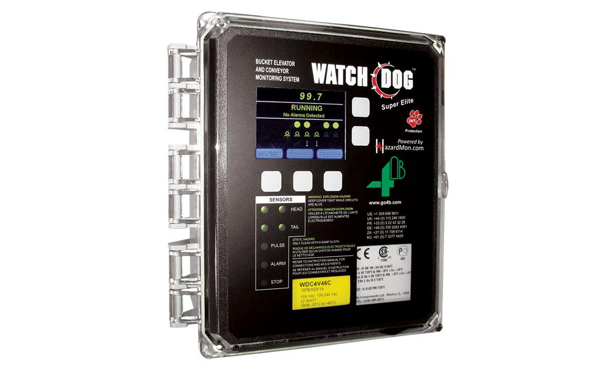 Watchdog™ Super Elite (WDC4) – Komplett-Überwachungssystem für Elevatoren und Förderer
