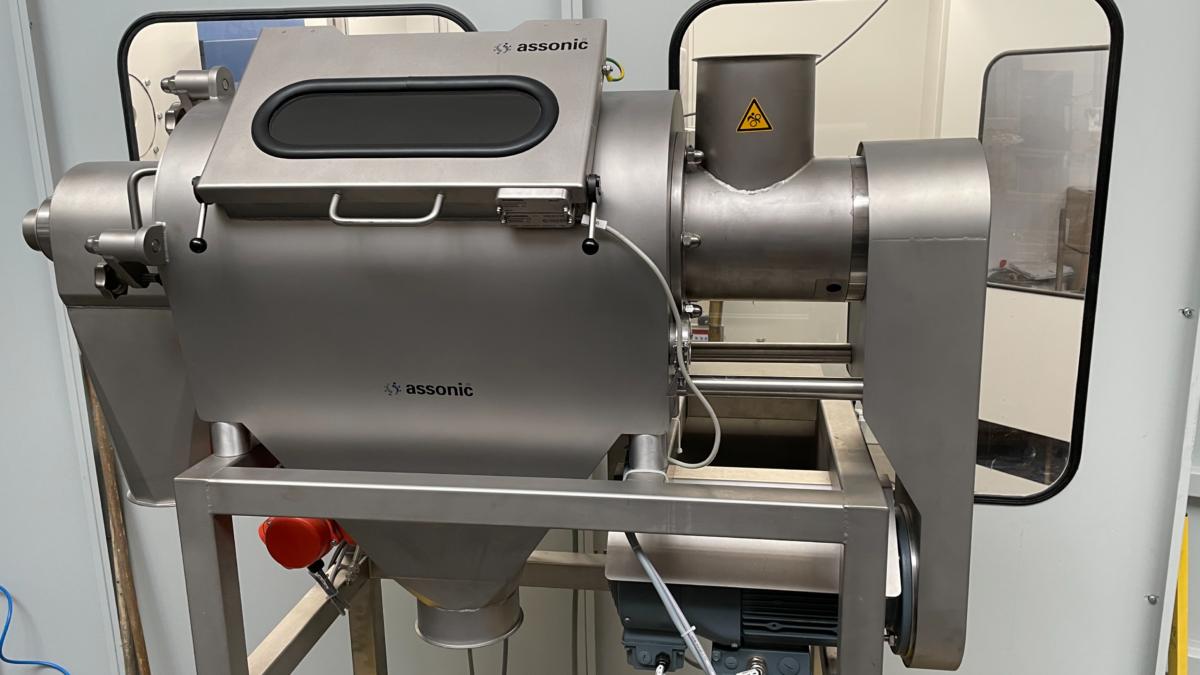 Rotationssiebmaschine (RoSM) 700