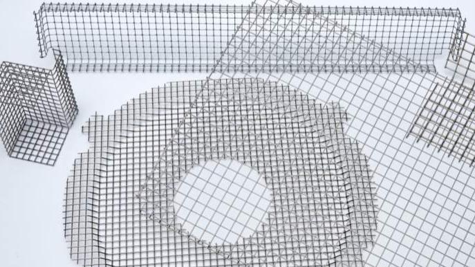 Weiterverarbeitung von Drahtgewebe & Schweißgittern