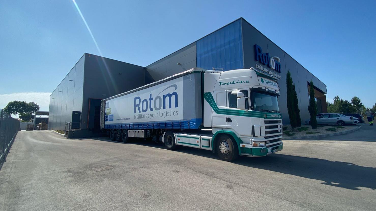 Acordo de fusão da Rotom com a Waterland